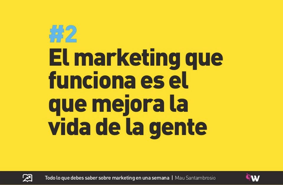 Todo lo que debes saber sobre marketing en una semana 01 | Wide Marketing