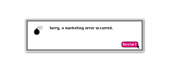 Error Marketing | Wide Marketing