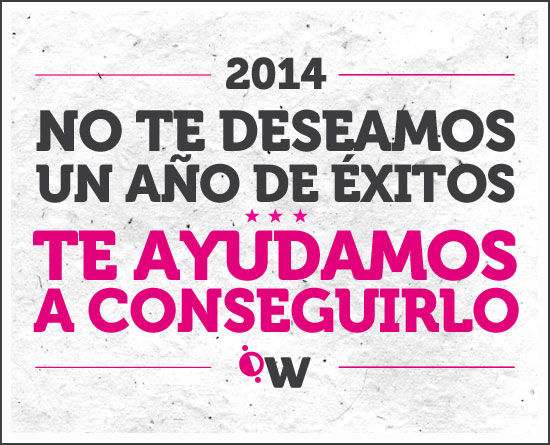 Feliz 2014 | Wide Marketing