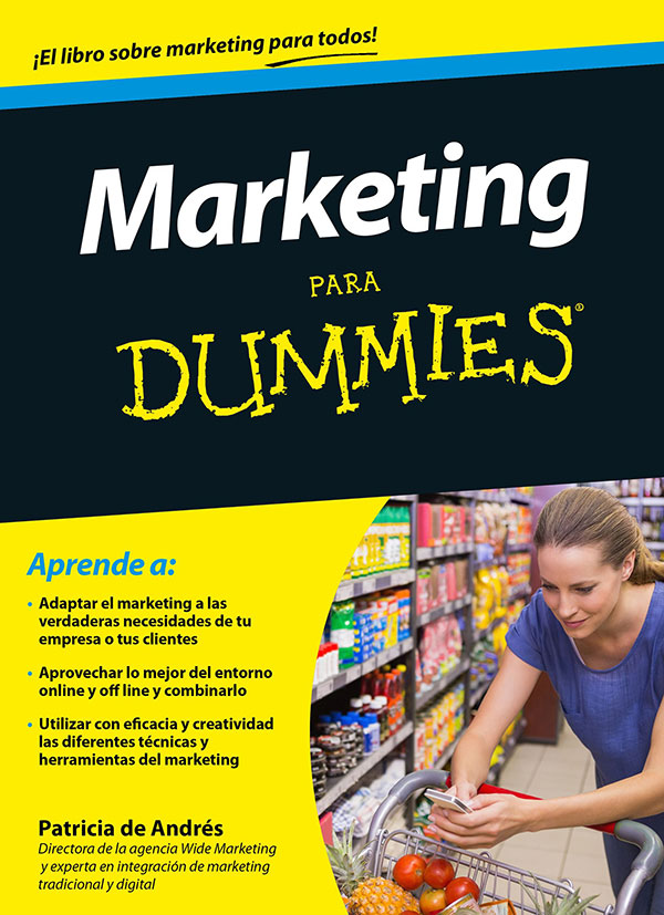 Libros: Marketing para dummies 01 | Wide Marketing