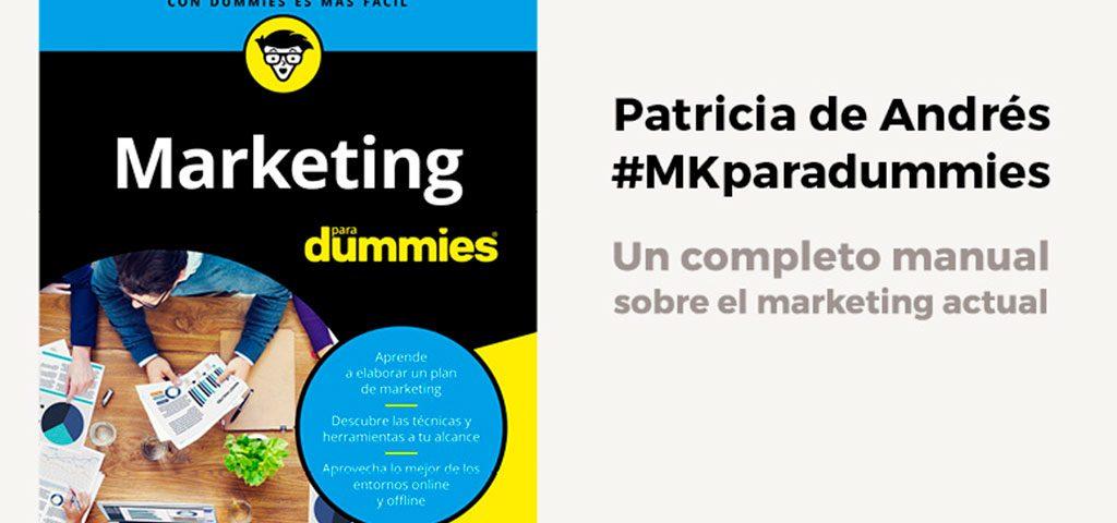 Libros: Marketing para dummies | Wide Marketing