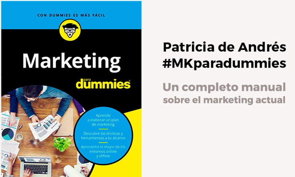 Libros: Marketing para dummies | Wide Marketing