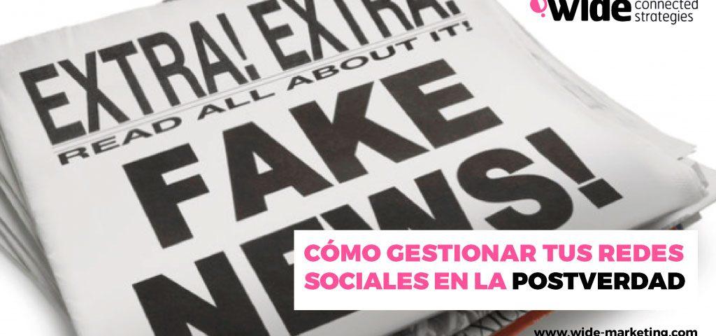Qué son las fake news   Wide Marketing