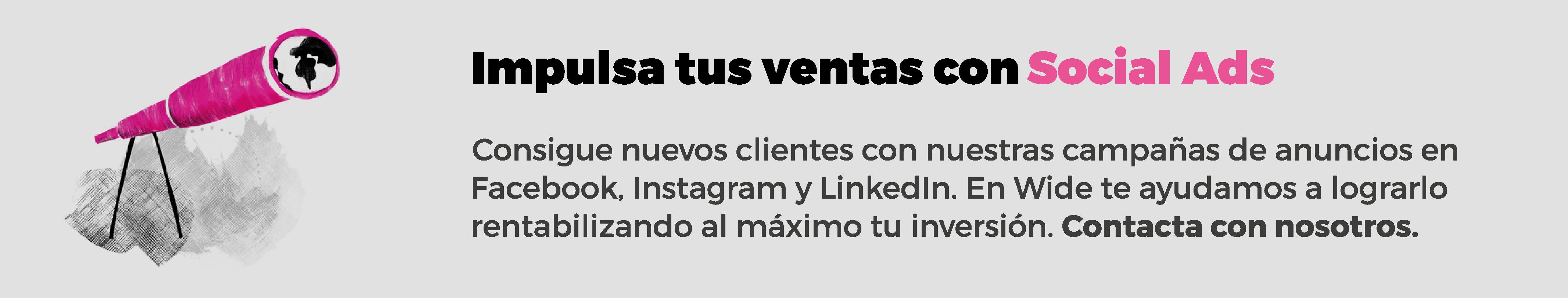 Wide | Agencia de marketing en Barcelona